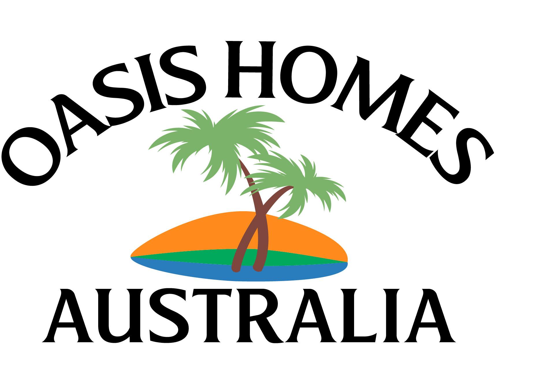 Oasis Homes Australia Logo